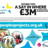 National Lottery retail campaign to support 'The People's Projects' hits stores
