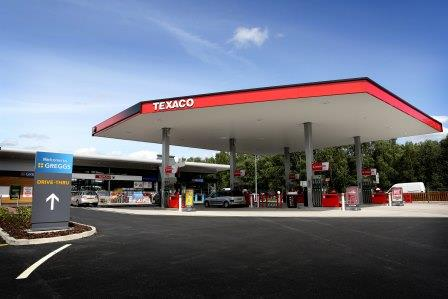 The Kay Group open 14th Texaco-branded site
