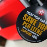 Texaco Supreme fuel relaunch extends to new regions