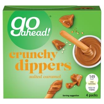5000168202921 35536 Go ahead Crunchy Dippers Carton Salted Caramel (Rede...