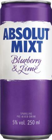 ABSOLUT_MIXT_250ml_Blueberry&Lime_Can1