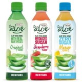 GRACE SAYS 'ALOE' WITH NEW-LOOK SOFT DRINKS RANGE