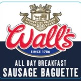 Rollover launches NEW all day breakfast sausage baguette in partnership with Wall's