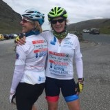 SPAR supports charity cycling duo on Tandem LEJOG