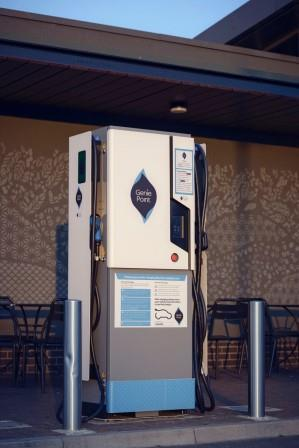 GeniePoint Rapid Charger