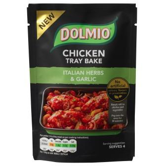 DOLMIO UNVEILS 2017 INNOVATIONS AS BRAND LAUNCHES MISSION TO CREATE DRAMA FREE DINNERTIMES