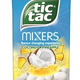 TIC TAC ADDS A TROPICAL TWIST TO ITS FLAVOUR-CHANGING MIXERS RANGE