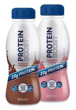 Boost Protein Group NPM