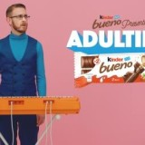 KINDER BUENO CELEBRATES THE SMALL WINS ASSOCIATED WITH BEING AN ADULT