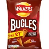 WALKERS ADDS POPULAR BUGLES BRAND TO PRICE-MARKED-PACK[1] LINE UP