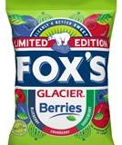 Fox's turns fruity with new limited-edition bag