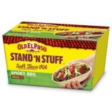 'Make it Yours' with Old El Paso Stand 'N' Stuff