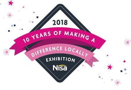 Nisa's annual exhibition for 2018 – Don't Miss Out!