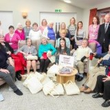 Festive fundraising at Essar delivers Winter Warmth with Age UK Cheshire