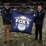 Fox's celebrates 100th anniversary with Leicester Tigers sponsorship