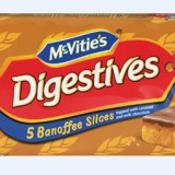 pladis introduces new Banoffee flavour to the McVitie's Digestives Slices range