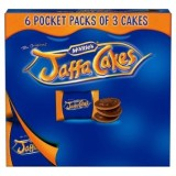 pladis launches on-the-go McVitie's Jaffa Cake pack format for adult lunchboxes