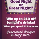 Bargain Booze rolls out promotional Instant Win campaign