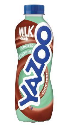 YAZOO TURNS GREEN WITH LAUNCH OF NEW LIMITED-EDITION CHOC MINT FLAVOUR