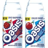 COCA-COLA EUROPEAN PARTNERS LAUNCHES OASIS AQUASHOCK