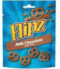 PLADIS LAUNCHES MUCH-LOVED AMERICAN SNACK, FLIPZ, IN THE UK