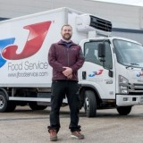 JJ Food Service Reduces Environmental Footprint with Telematics