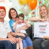Essar safety record delivers £9,000 for local charities