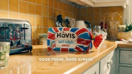 Hovis® Launches New Soft White Advertising Campaign  'It's just bread' marks Hovis' first TV advert since 2015