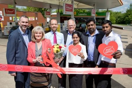 MFG Opens First Post Office On Its Network