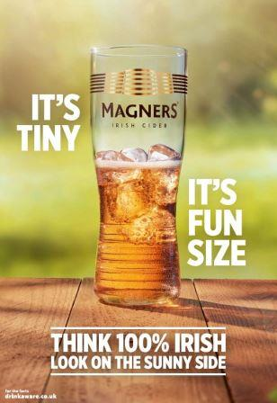 "MAGNERS LAUNCH NEW ""THINK 100% IRISH"" CAMPAIGN"