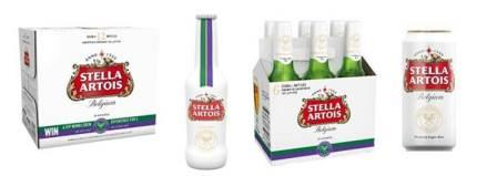 Stella Artois launches limited-edition packaging for The Championships, Wimbledon and Finals tickets giveaway