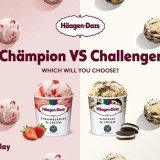 """Häagen-Dazs and Grigor Dimitrov team up for """"Let's Play""""  flavour-battle inspired Wimbledon campaign"""