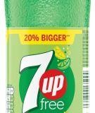 7UP Free reveals a fresh new look