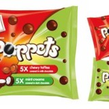 Big Bear launches new Poppets snack packs