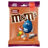 MARS WRIGLEY CONFECTIONERY LAUNCHES NEW LIMITED-EDITION M&M'S® VARIANT – M&M's® CRUNCHY CARAMEL