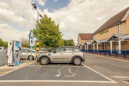 Highest Usage Rapid Chargers Across the County – East Hampshire District Council