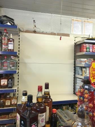 JTI removes tobacco gantry from another store in High Wycombe