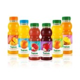 MAJOR RE-BRAND ON TROPICANA ON-THE-GO BOTTLES WITH TWO DELICIOUS NEW FLAVOURS