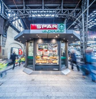 SPAR Express - The convenience solution for German shoppers