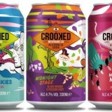 Crooked Beverage Co Alcoholic Sodas announce sponsorship of Drag World Convention, the most colourful event of the summer!