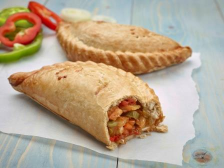 Country Choice Real Cornish Mexican Fajita Pastie
