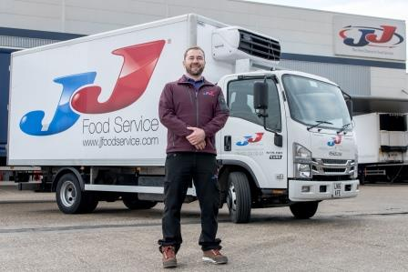 Customer Service Driver_JJ Food Service