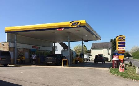 JET Postcombe is one of three new sites to join JET in the South East