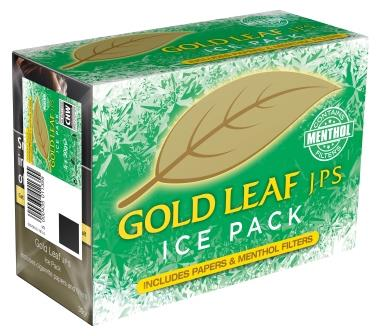 Gold Leaf ICE PACK Outer 5x30g 3D