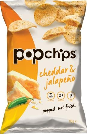 Cheddar and Jalapeno