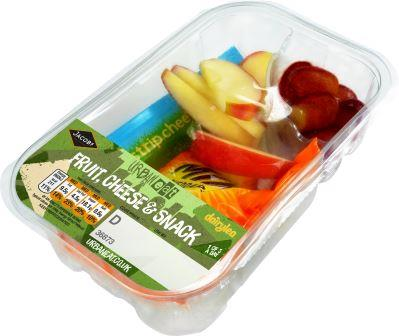 36873 Fruit Cheese and Snack