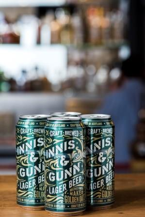 Innis & Gunn Lager Awarded Product of the Year