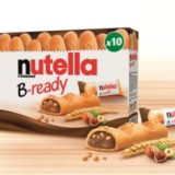 NUTELLA B-READY; BIGGER AND BETTER