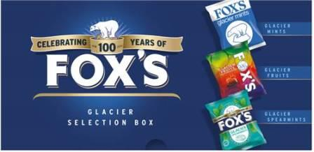 Fox's to help drive seasonal sales with retro selection box