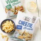 NEW VEGAN-FRIENDLY CHEEZIE STRAWS FROM EAT REAL